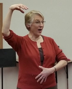 Connie Koppe Singing Lesson