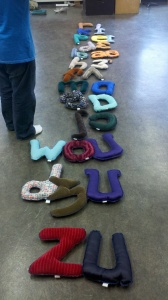 Phonetic pillows